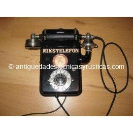 TELEFONO ANTIGUO L.M. ERICSSON-RIKSTELEFON