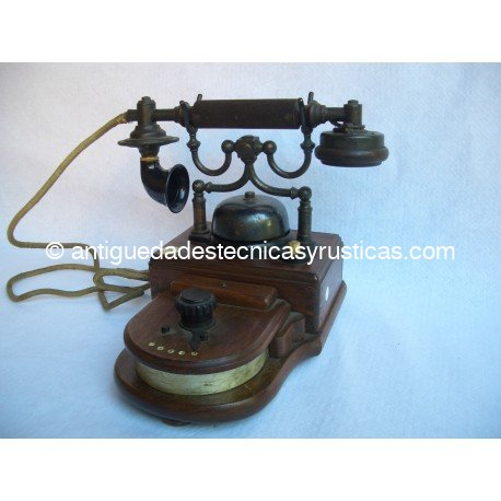 TELEFONO ANTIGUO P&S