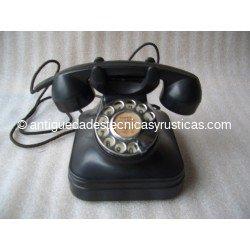 TELEFONO ANTIGUO ASIATICO DE SOBREMESA AÑOS 40
