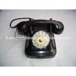 TELEFONO ANTIGUO DANES DE SOBREMESA AÑOS 50