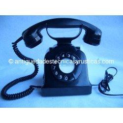 TELEFONO ANTIGUO SUIZO DE SOBREMESA AÑOS 30/40/50