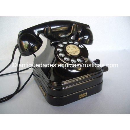 TELEFONO MAGNETO - RED TELEFONICA OFICIAL